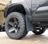 Toyota Tacoma (3rd Gen) 2016+ Mud Flaps