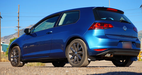 RokBlokz Rally Mud Flaps 2015-2019 GOLF GTI Original