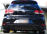 Volkswagen MK6, GOLF, GTI, VW Rally Mud Flaps 10-14