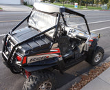 Polaris RZR S 800 MUD Edition Mud Flaps/Fender Extensions