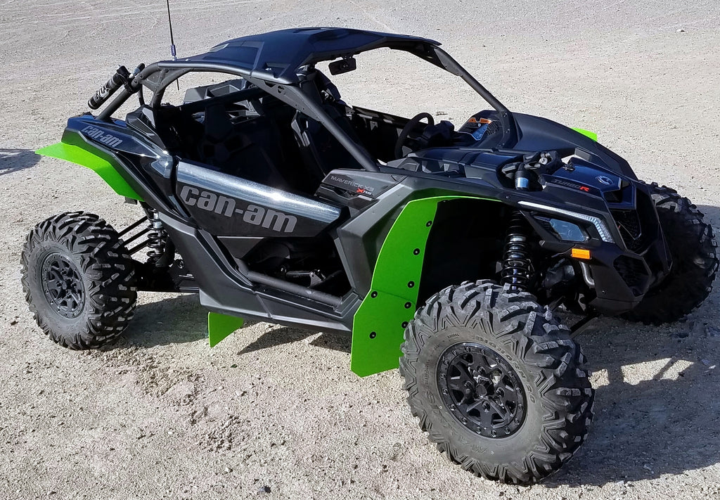 CAN-AM MAVERICK X3, X DS, X RS, MAX Mud Flaps Front & Rear