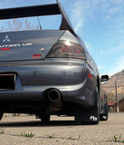 Mitsubishi Lancer EVOLUTION VIII, IX '03-'07 (EVO 8/9) Rally Mud Flaps