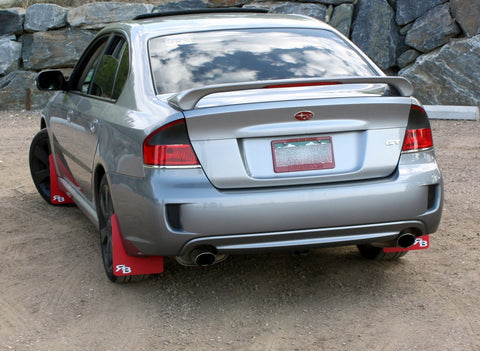 Subaru Legacy GT, All Legacy models '05-'09 (BL,BP) Rally Mud Flaps