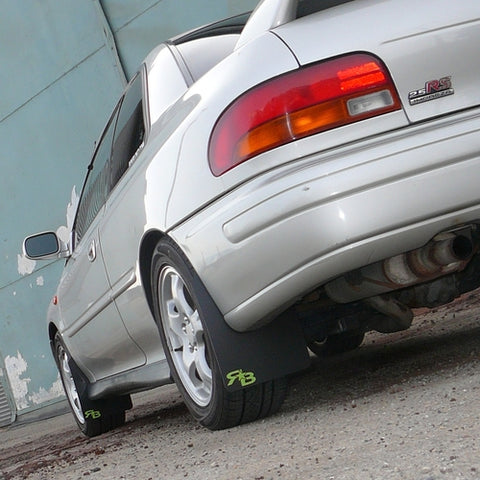 Subaru Impreza, 2.5RS, Outback Sport, (GC8 GF8) '93-'01 XL Rally Mud Flaps