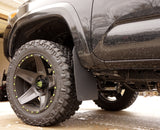 2016+ Toyota Tacoma Mud Flaps with XL Mud flaps by Rokblokz