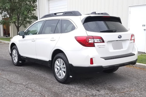Subaru Outback 2015-2019 Rally Mud Flaps