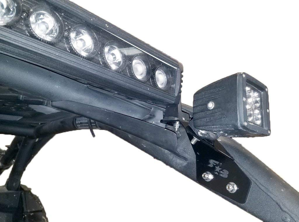 CAN-AM MAVERICK X3, Light Bar Brackets