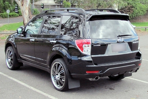 Subaru Forester (SH) '09-'13 Rally Mud Flaps