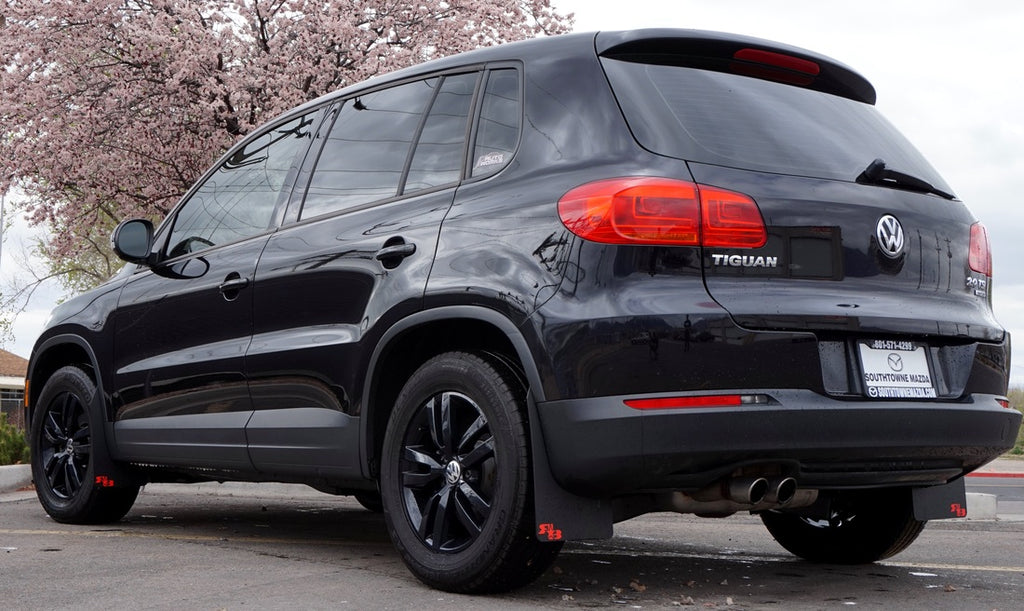 Ford Edge Mud Tires Volkswagen Tiguan Rally Mud Flaps
