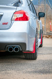 Subaru WRX STI Sedan 2015+ Splash Guards