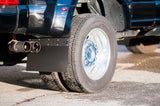 Ford F-450 SUPER DUTY DRW (Dually) 2017+ Mud Flaps