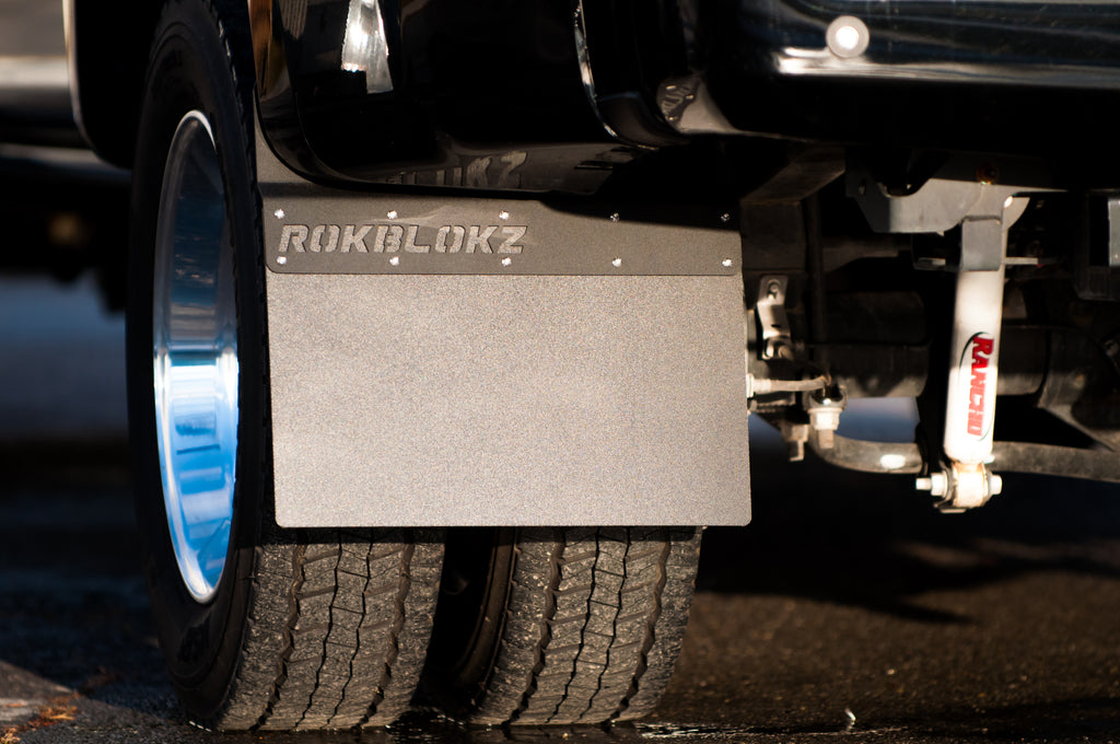 2006 ford f350 dually mud flaps