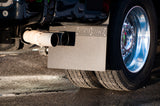 Ford F-350 SUPER DUTY DRW (Dually) STEP BACK 2017+ Mud Flaps