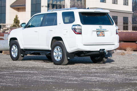 Toyota 4Runner Mud Flaps 2014-2018 (5th Gen) Regular Size Flaps by Rokblokz