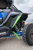 "Polaris RZR XP Turbo S - ""The Beast"" 2018+ Mud Flaps"