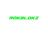 """ROKBLOKZ"" Window stickers"