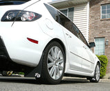 MAZDA SPEED3 2004-2009 Rally Mud Flaps