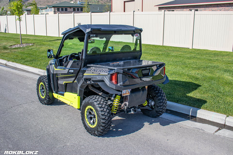 Polaris GENERAL (not XP) 2016+ Mud Flaps