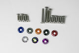 Anodized Aluminum Washer Kits for RZR XP 1000