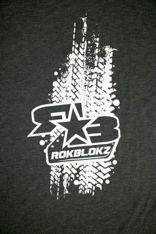 Rokblokz Tire Tread T-Shirt