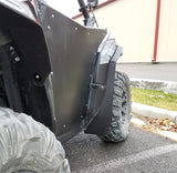 Polaris ACE 2014-2017 all models Mud Flaps / Fender Extensions, Front & Rear