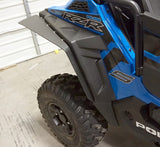 Polaris RZR S 900 & RZR S 1000 2015-2018 Mud Flaps / Fender Extensions, Front & Rear