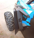 Polaris RZR XP 1000, RZR XP 4 1000, XP TURBO 2014-2019 Mud Flaps, MUD EDITION
