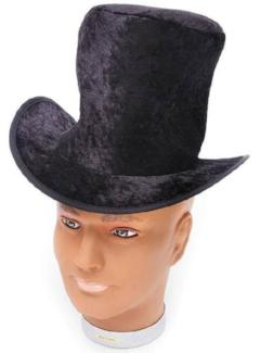 Childs Velvet Top Hat