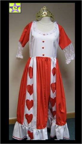 Queen of Hearts  Old