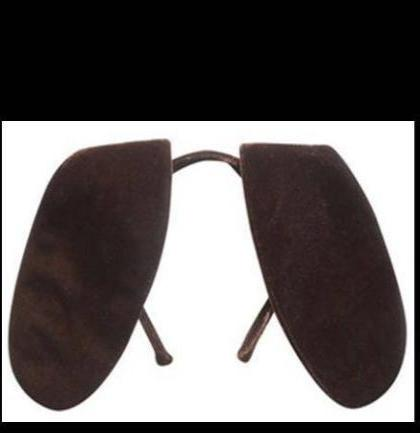 Dog Ears Brown
