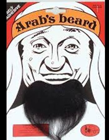Arab Beard Black