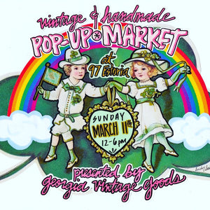 Sunday 3/11/18 97 Estoria Makers + Vintage Market