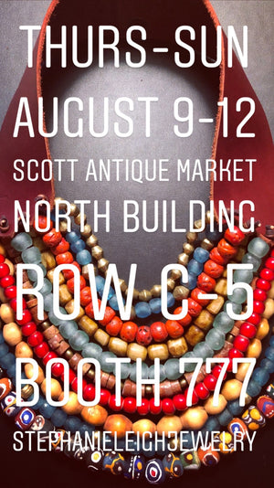 THURS-SUN AUG 9-12 SCOTT ANTIQUE MARKET