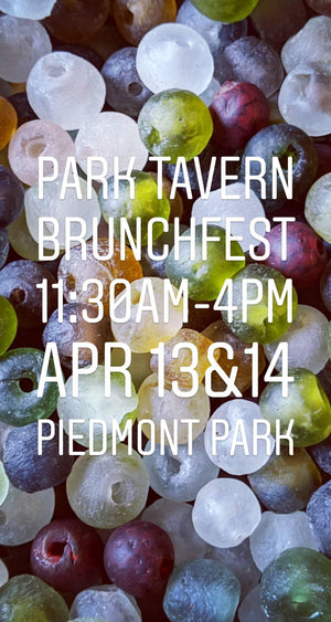 April 13&14 BrunchFest Park Tavern Piedmont Park