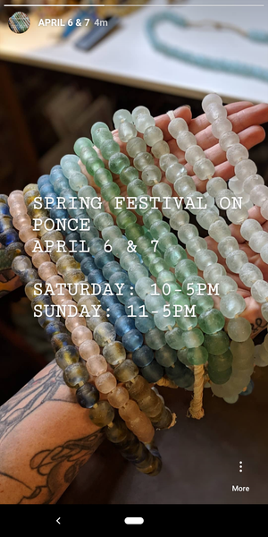 APRIL 6-7 SPRING FEST ON PONCE