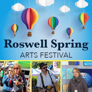 MAY 4-5 AFFPS Roswell Fine Arts Festival