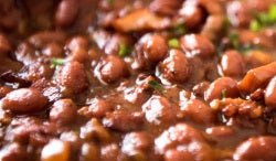 Western Style Baked Beans