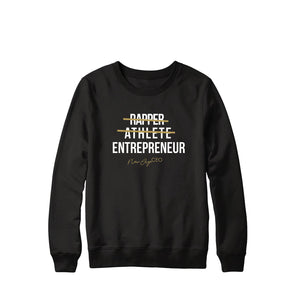 New Age Ceo Sweater - Black