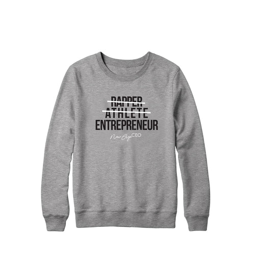 New Age CEO Sweater - Grey * LIMITED EDITION *