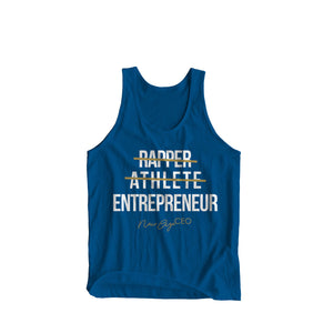 New Age Ceo Tank - Blue * LIMITED EDITION *