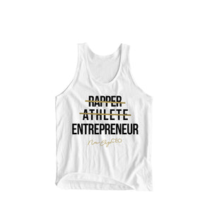 New Age Ceo Tank - WHITE * LIMITED EDITION *