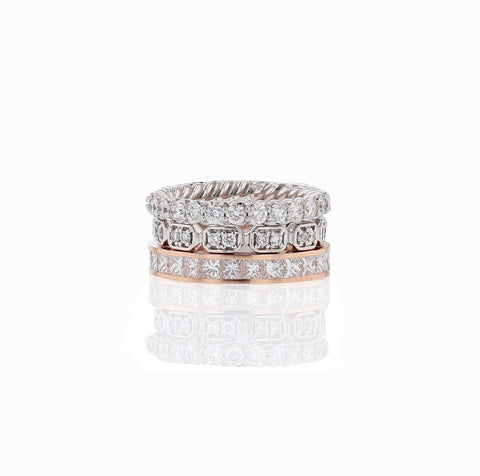 Diamond Stack Jewelry