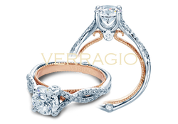 Verragio Couture Engagement Ring Setting, Rings, Nazar's & Co. - Nazar's & Co.
