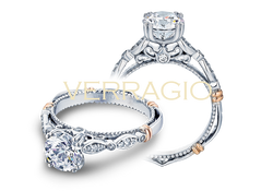 Verragio Parisian Engagement Ring Setting - Nazar's & Co.
