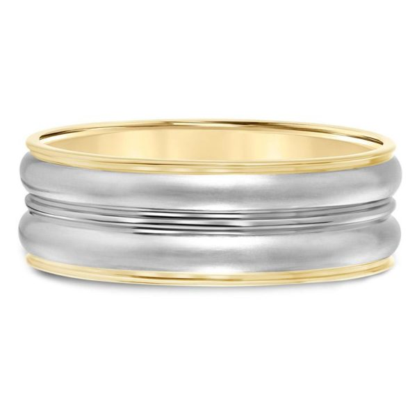 Scott Kay Luminaire Men's Wedding Band, Rings, Nazar's & Co. - Nazar's & Co.