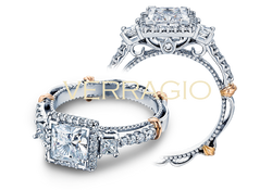 Verragio Parisian Engagement Ring Setting, Rings, Nazar's & Co. - Nazar's & Co.