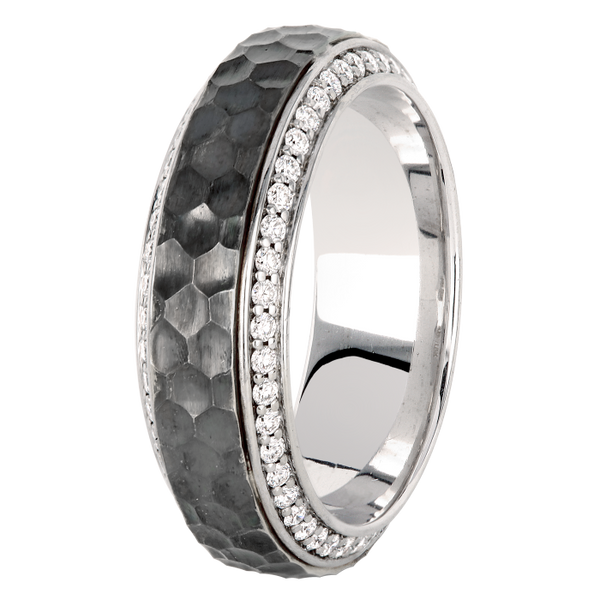 Jack Kelege Men's Wedding Band - Nazar's & Co.