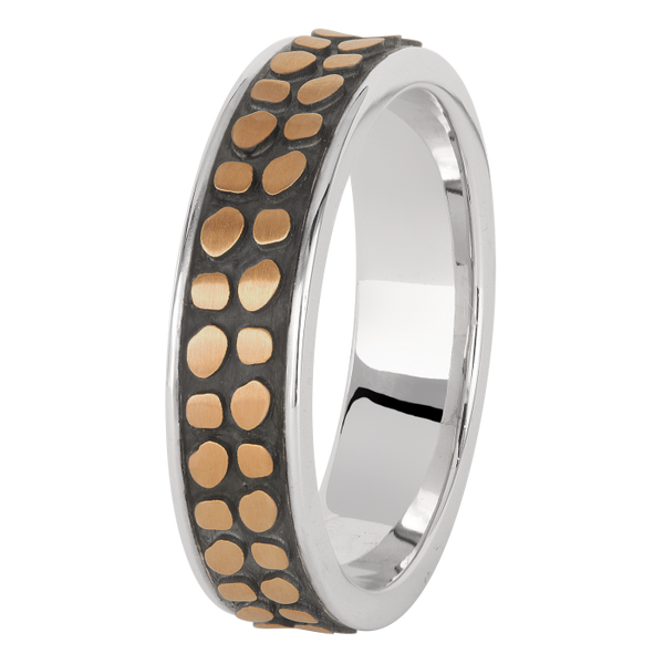 Jack Kelege Men's Wedding Band, Rings, Nazar's & Co. - Nazar's & Co.