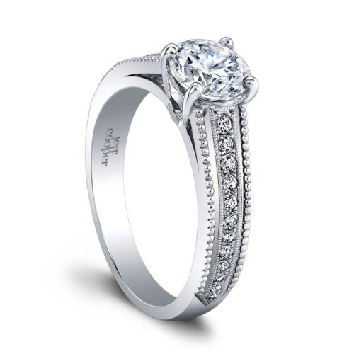 Jeff Cooper Engagement Ring Setting