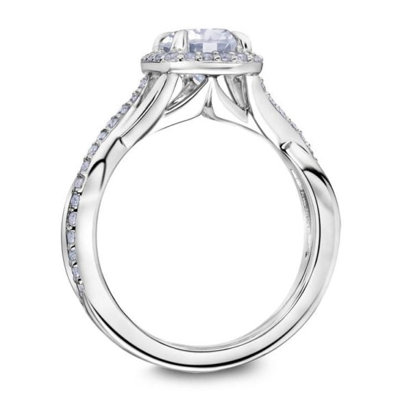 Scott Kay Namaste Engagement Ring, Rings, Nazar's & Co. - Nazar's & Co.